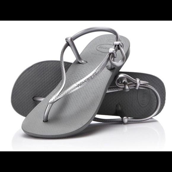 """34e3edec1 Havaianas Shoes - Havaianas """"Fit"""" back-strap flip flop"""